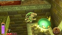 Obrázek ze hry The Legend of Zelda: A Link Between Worlds