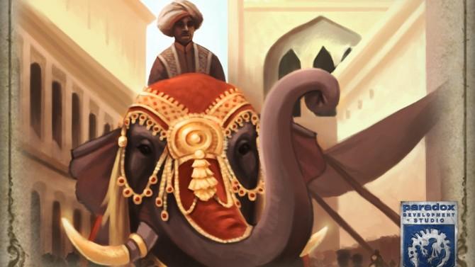 Навстречу нирване - Paradox представляет Crusader Kings II: Rajas of India.